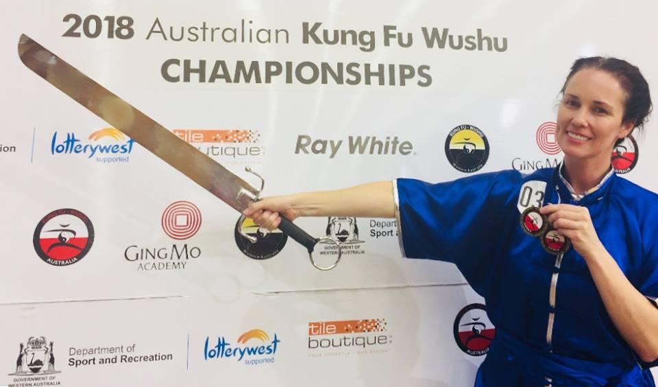 2018 Australian Kung Fu Wushu Championships A Success