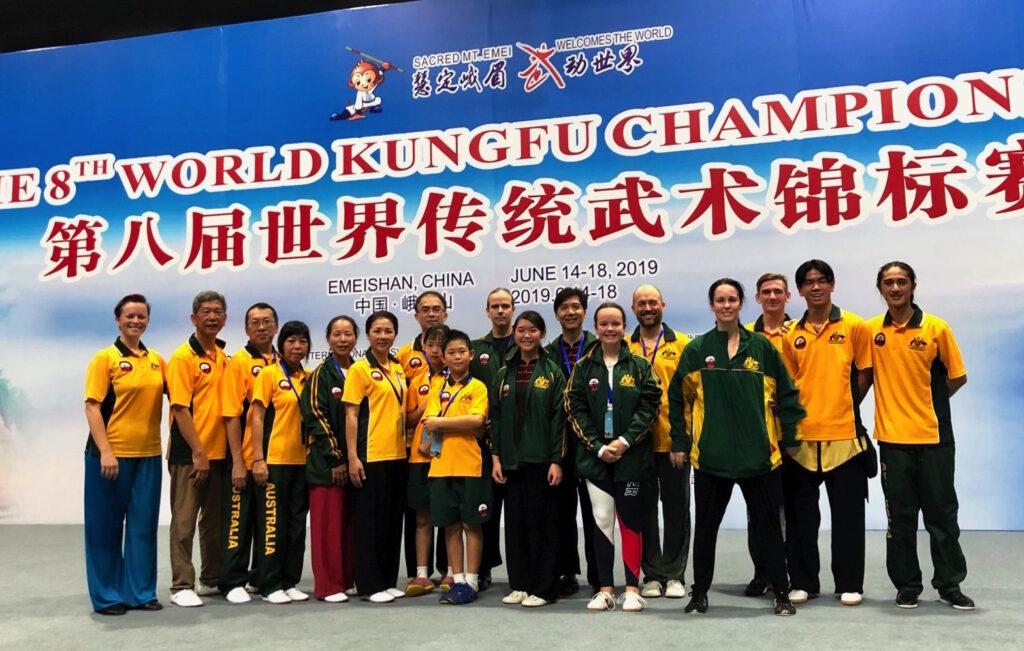 2019 World Kung Fu Championships