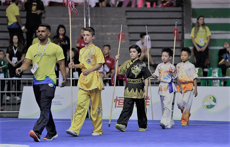 2020 National Junior Wushu Team Applications